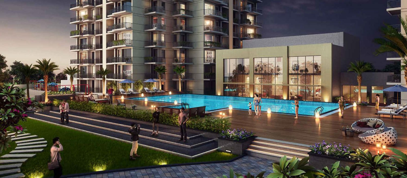 RPS City Auria Residences in Greater Faridabad